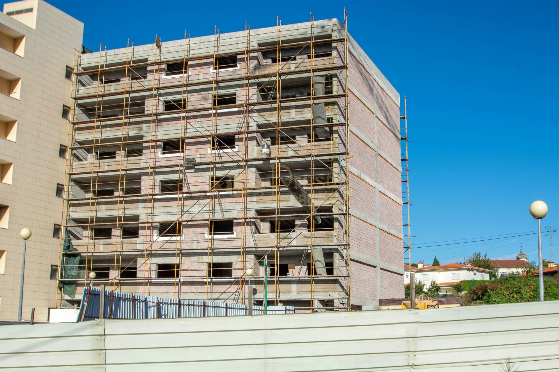 Edifício Vizela T2 e T3 - Fase 2