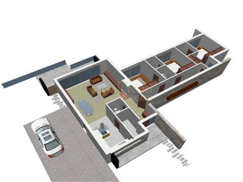Casa individuale T3 - Chiave in mano - Rif. ARQUETIPO